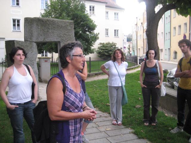 Stadtführung durch Burghausen mit Elisabeth